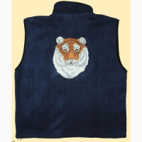 """Fleece-Gilet """"Tiger"""""""