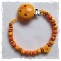 gelb-orange Füsschen